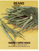 Green Beans Seed Pack