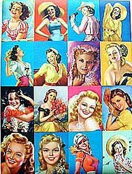 Art Pinup Lot Collection Elvgren Devorss