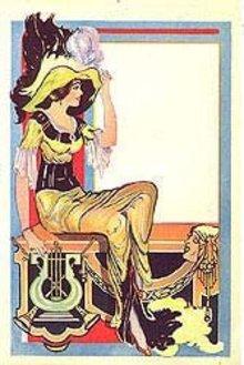 Art Nouveau Print