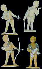 Cupid Celluloid Toys