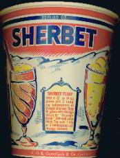 Gundlach Sherbert Cup 1950s