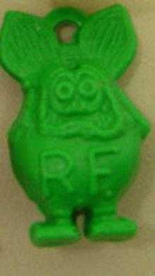 Rat Fink Charm Toys