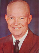 Dwight Eisenhower Postcards