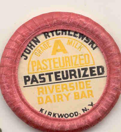 John Rychlewski Dairy Cap