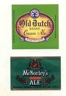 Vintage Ale Labels