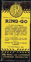 Ring-Go Foot Cream RX Medicine Box