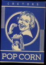 Cretors Popcorn Box 1930s