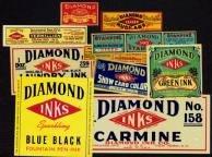 Diamond Ink Labels