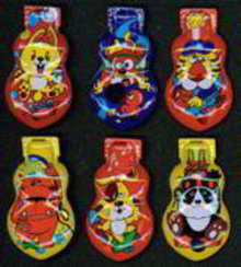 Toy Litho Clicker Toys