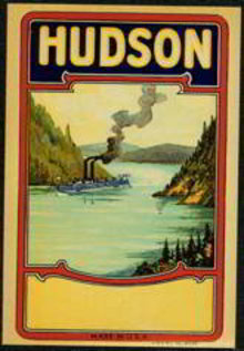 Hudson Broom Label