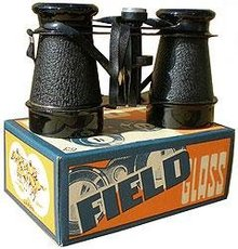 Japan Field Binoculars Toy in Box