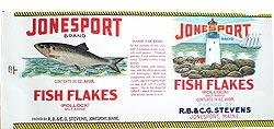 Fish Label Collection