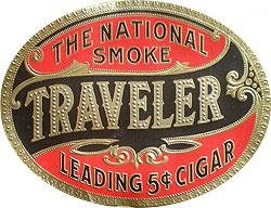 Travelers Cigar Labels