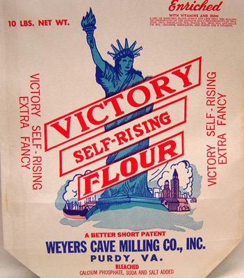 Liberty Flour Bags