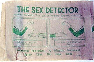 Japan Sex Kit 1950s