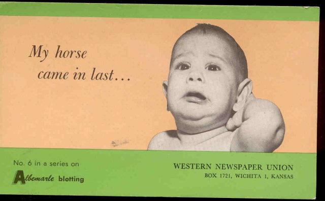 Western Newspaper Blotter