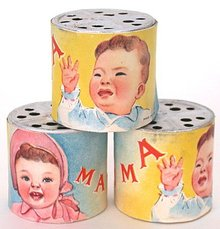 Mama Noisemaker Can Toys