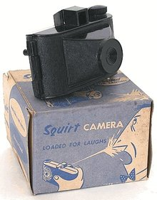 Squirting Camera Toys