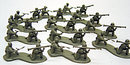 Army Toy FIgurines 1960s
