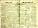 San Fran Earthquake Newspaper 1900s