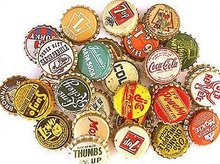Soda Cap Collection - Rare Moxie Sunjoy