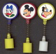 Disney Pencil Toppers