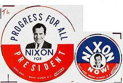 President Button Proofs