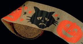 Halloween Streamer Roll