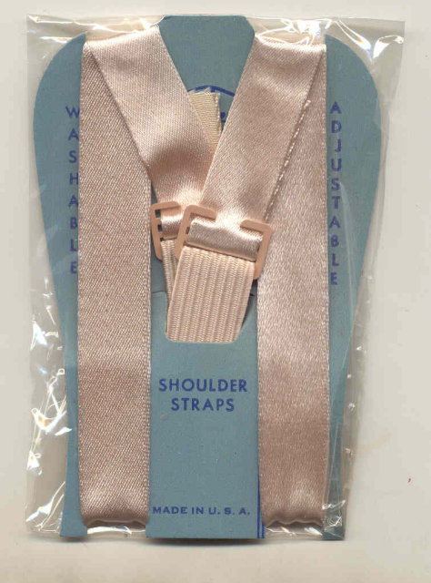 Bra Strap Display Card