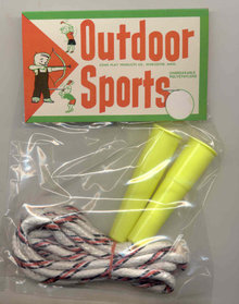 Dimestore Jump Rope Toy in Original Pack
