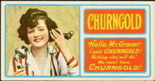 Churngold Ad Blotter