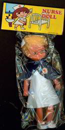 Nurse Doll Toy