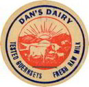 Dan's Dairy Milk Cap