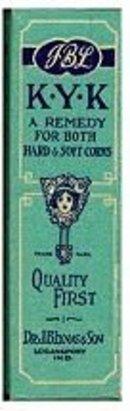 Lynas Corn Medicine Box