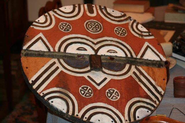 African Congo Shield