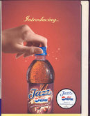 Diet Pepsi Jazz Soda Greeting Card