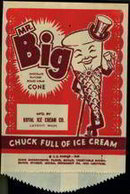 Mr. Big Sugar Cone Bag