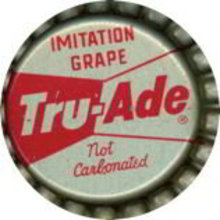 Tru-Ade Grape Cap