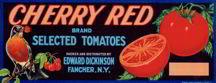 Cherry Tomato Label