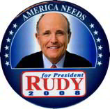 Giuliani President Pin