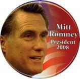 Mitt Romney Pinback