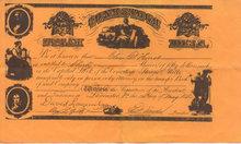 Lancaster PA Certificate