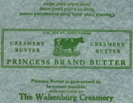 Princess Butter Wrapper
