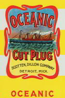Oceanic Tobacco Wrapper