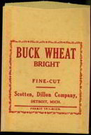 Buck Wheat Tobacco Bag