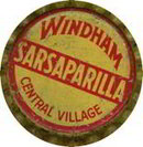 Windham Sarsparilla Soda Cap
