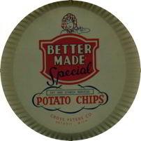 Better Made Potato Chip Snack Bowl