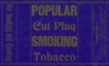 Plug Tobacco Wrapper