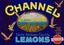 Channel Lemon Label