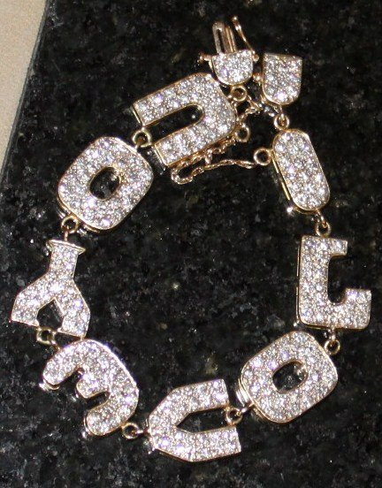 7.5k Diamond Bracelet with Appraisal